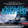 Die Anatomie des Todes von Michael Katz Krefeld, Cover mit freundlicher Genehmigung von Egmont Hörverlag