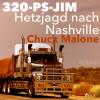 Alfred Wallon: Hetzjagd nach Nashville - 320-PS-JIM 4 (Ungekürzt)